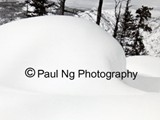 BWW-028 - Snow Capped Boulder #2