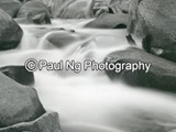 BWW-040 - Raging Water, Lamar River, Yellowstone