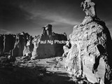 BWW-019 - Rock pinnacles before sunset